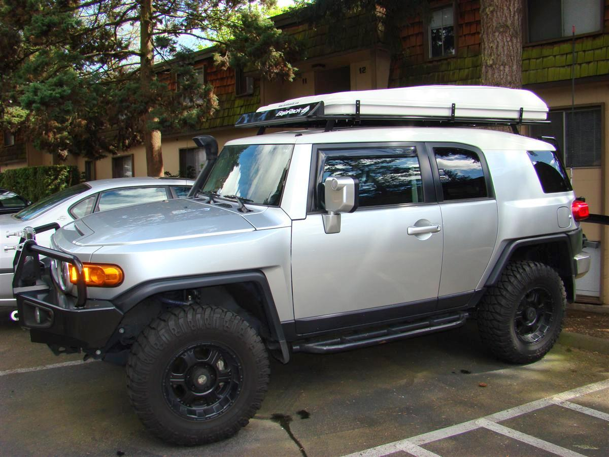 New Bajarack Being Made For My Fj Yotatech Forums