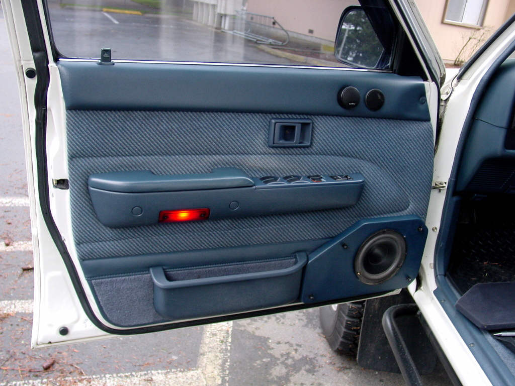 Looking at one of my pics here ... & 4Runner door pockets in a truck? - YotaTech Forums Pezcame.Com